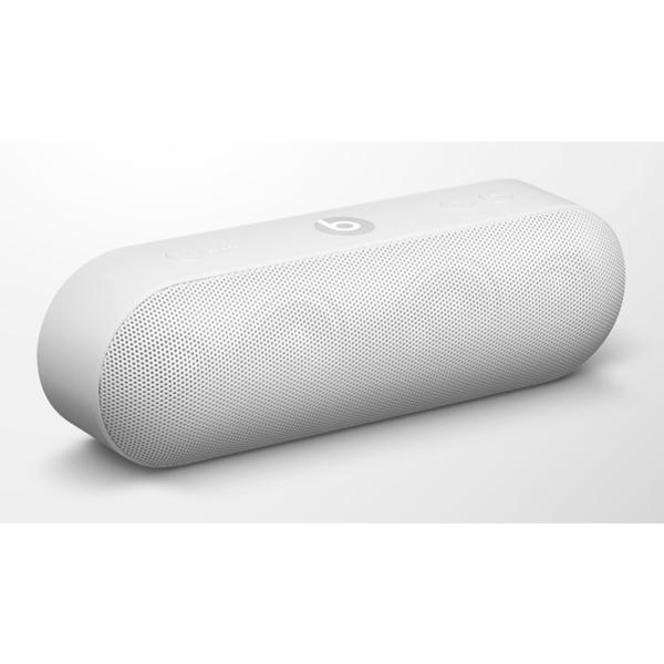 Beats by Dr  Dre Beats Pill+Speaker (White)