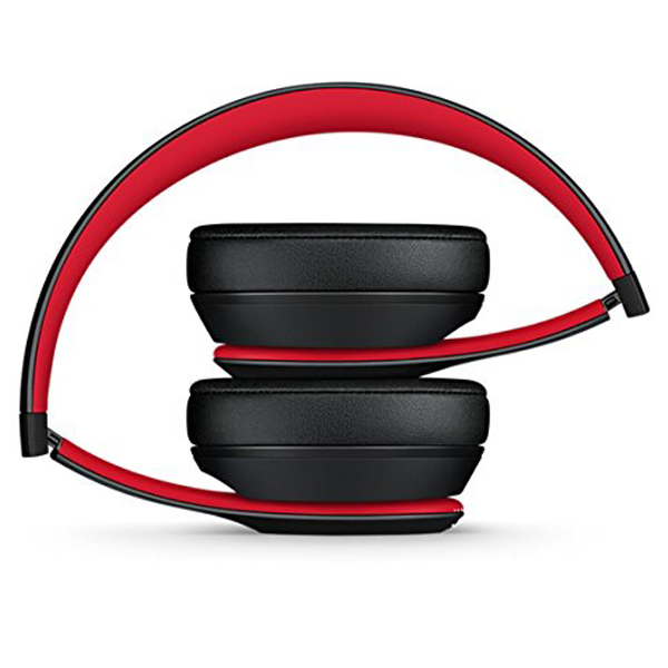ec059a9319e ... by Dr. Dre Beats Solo3 Wireless On-Ear Headphones (Defiant Black/Red).  🔍. 1; 2