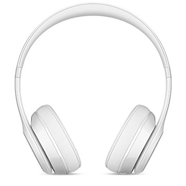 Beats By Dr Dre Solo3 Wireless On Ear Headphones Gloss White Valentine Music Centre