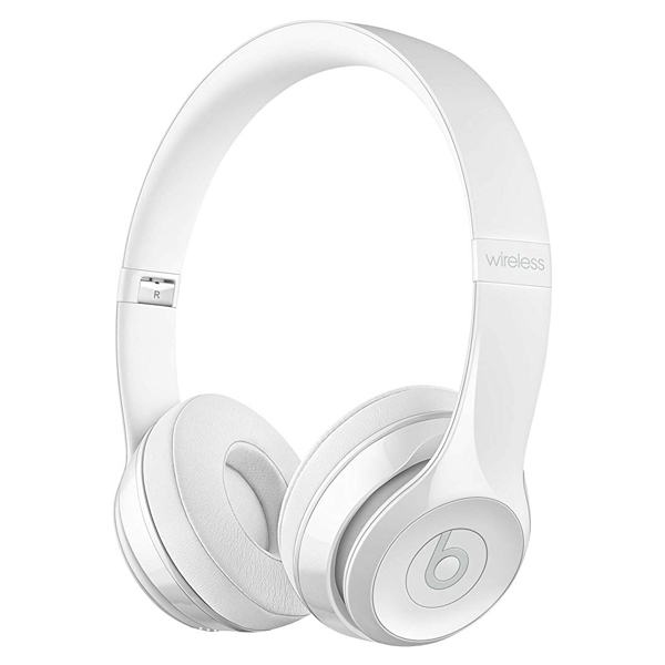 f226da5422e Beats by Dr. Dre Solo3 Wireless On-Ear Headphones (Gloss White ...