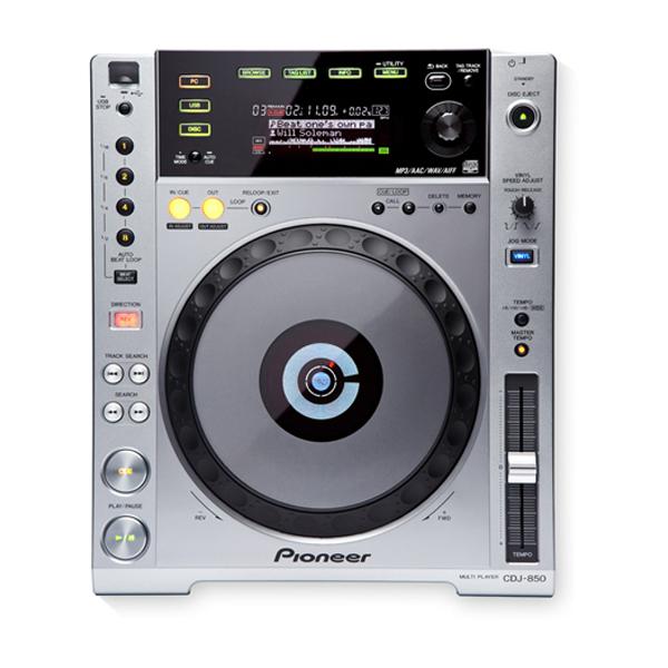 Pioneer DJ CDJ 850 W